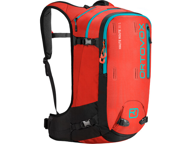 Ortovox Haute Route 30 S Backpack hot coral